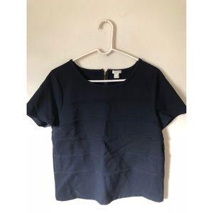 J.Crew short sleeved shirt